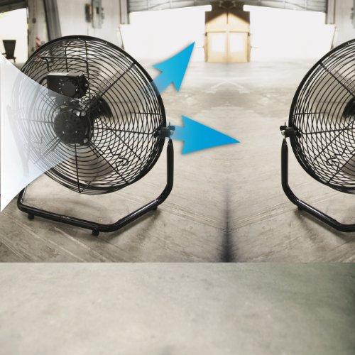 Patton Floor Fan : Patton inch high velocity fan puf c bm