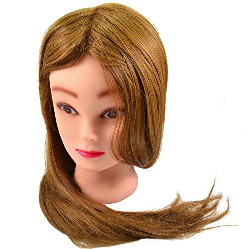 Neverland Beauty 26インチ女性用人毛30%メイク練習用 編み込み練習用 [並行輸入品]