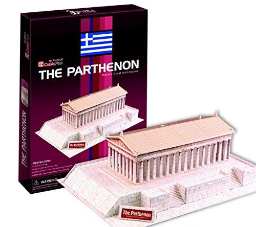 Parthenon 3D Puzzle (Parthenon Model compare prices)