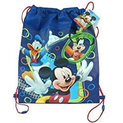 (12 Count) Mickey Non-Woven Sling Bag by Disney