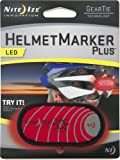 Nite Ize Helmet Marker Plus, Red