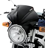 Fly screen Puig Cockpit black for Ducati GT 1000, Monster S4/ 600/ 620/ 695/ 750/ 800/ 900/ 1000, Sport 1000/ S