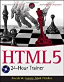 img - for HTML5 24-Hour Trainer book / textbook / text book