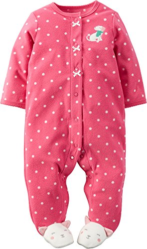 Carters Baby Girls' Puppy Sleep N Play (3 Months)