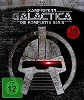 Kampfstern Galactica - Die komplette Serie