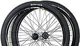 "Mavic Rim 29er Mountain Bike Wheels with Disc Brake Shimano Hubs PLUS Free Continental 29x2.2"" Race King Tires and Tubes!"