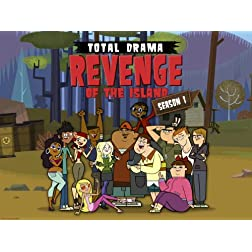 Total Drama Revenge of the Island Season 1