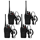 This radio is helpful for the following circumstances: security guard, supermarket connection, constructionarea indication. It is also helpful for field survival, biking and hiking. It is very easy to use these. All you need is turn these two to the ...