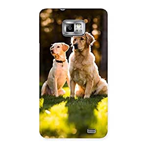 Cute Do Kutte Back Case Cover for Galaxy S2