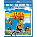 Bee Movie (Two-Disc Blu-ray/DVD Combo)