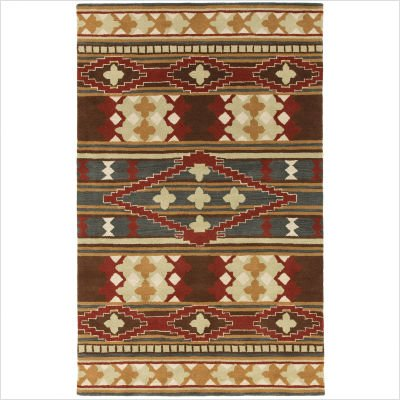 Santa Fe Rug by Surya-Multi