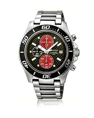 Jsprings Reloj de cuarzo Bfd071  47 mm