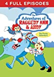 The Adventures of Raggedy Ann & Andy: The Pirate Adventure