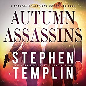 Autumn Assassins Audiobook