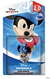 Disney INFINITY Disney Infinity: Disney Originals (2.0 Edition) Crystal Sorcerer's Apprentice Mickey Figure - Not Machine Specific