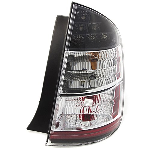 CarPartsDepot Fit 2004-2005 Toyota Prius Rear Bumper Tail Brake Light Passenger TO2819135 (2004 Toyota Prius Brake Light compare prices)