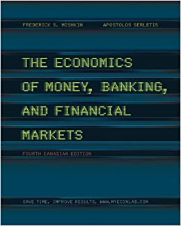 mishkin the economics of money banking and financial markets pdf