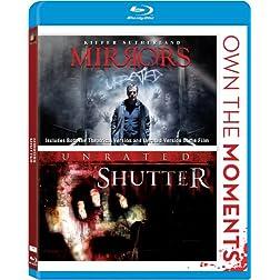 Mirrors/Shutter [Blu-ray]
