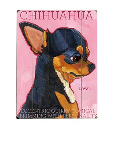 Artehouse Chihuahua Wood Wall Décor