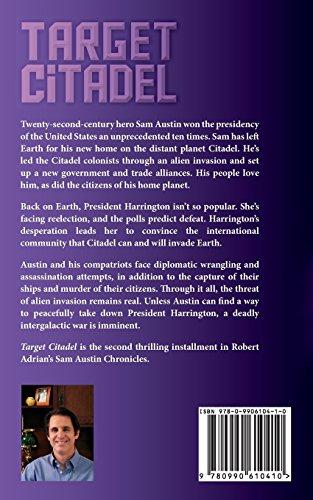 Target Citadel: Volume 2 (The Sam Austin Chronicles)