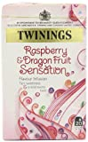 Twinings Raspberry and Dragonfruit Sensation (Pack of 4)