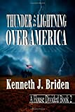 img - for Thunder and Lightning Over America (A House Divided, Book 2) book / textbook / text book