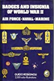 img - for Badges and Insignia of World War II: Airforce Naval Marine book / textbook / text book