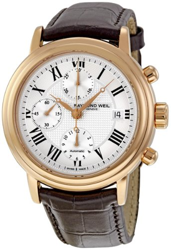 Raymond Weil Men's 7737-PC5-00659 Maestro Chronograph Watch