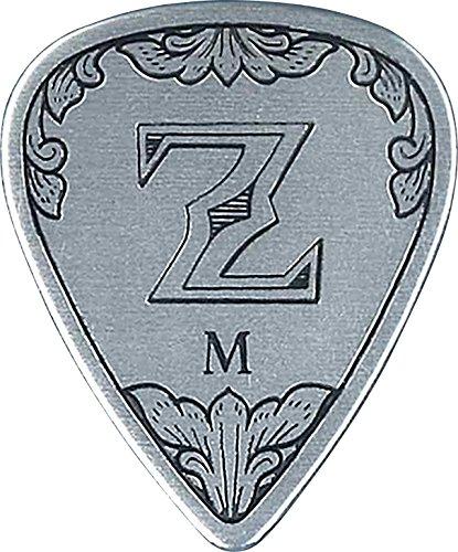 ZEMAITIS ゼマイティス ピック×10枚セット ZP06 TD/Medium (0.75mm) [メタルフロント・デザイン]