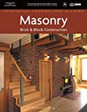 Residential Construction Academy: Masonry, Brick and Block Construction - 1418052841