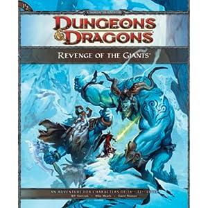 Revenge of the Giants: A 4th Edition D&D Super Adventure (D&D Adventure)