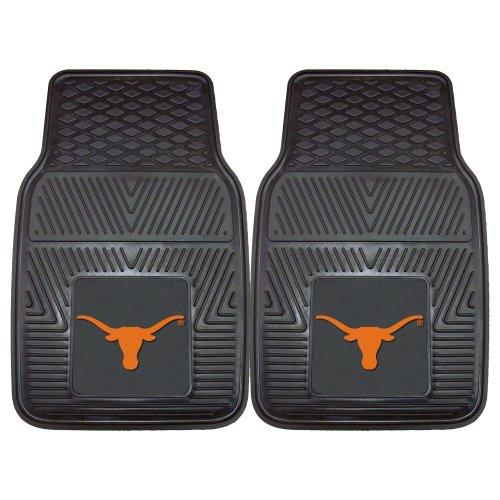 FANMATS NCAA University of Texas Longhorns Vinyl Heavy Duty Car Mat (Texas Longhorns Truck Accessories compare prices)