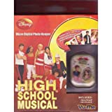 Disney High School Musical Micro Digital Photo Keeper Senario Vu-Me