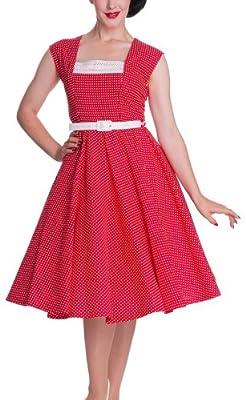 Hell Bunny Judy 50s Dress