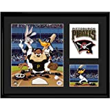 Pittsburgh Pirates MLB Limited Edition Lithograph Featuring The Looney Tunes As Pittsburgh Pirates