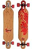 """Riviera Cherry Blossom 41.5"""" (105,5cm) Complete Longboard Skateboard"""