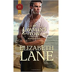 The Lawman's Vow by Elizabeth Lane