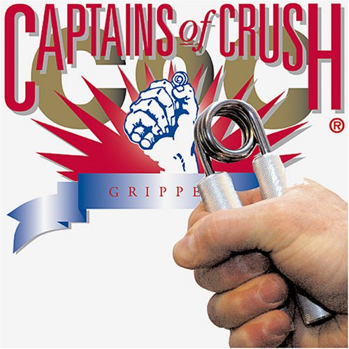 Captains of Crush Hand Gripper Review