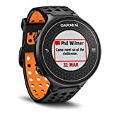 Garmin Approach S6 GPS Preloaded Golf Watch - Orange/Black