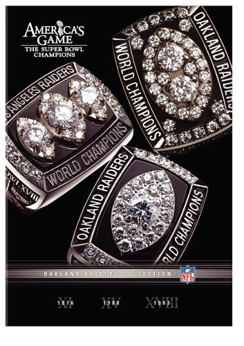 Raiders: NFL America's Game [DVD] [Region 1] [US Import] [NTSC]
