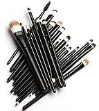 Kolight® 20pcs Cosmetic Makeup Brushes Set Eyeshadow Lip Brush for Beautiful Female