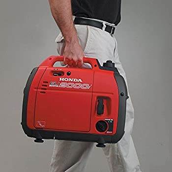 Honda EU2000I 2000 Watt Portable Generator with Inverter