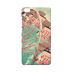 BLUEDIO Designer Printed Back case cover for Coolpad Note 3 - G1694