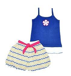 Camisole & Short Base Skirt