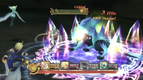 Tales of Symphonia Chronicles screenshot