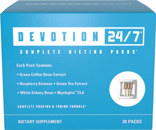 Devotion 24/7 Complete Dieting Packs-30 Packs