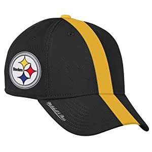 Pittsburgh Steelers Authentic Mitchell & Ness Helmet Hat by Mitchell & Ness