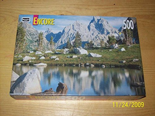 Encore Cascade Canyon Jigaw Puzzle 500 Piece - 1