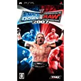WWE 2007 SmackDown vs Raw [Japan Import]