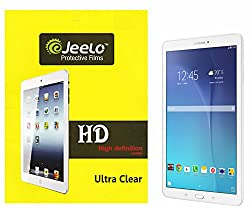 Jeelo HD Clear Screen Guard for Samsung Galaxy Tab E 9.6